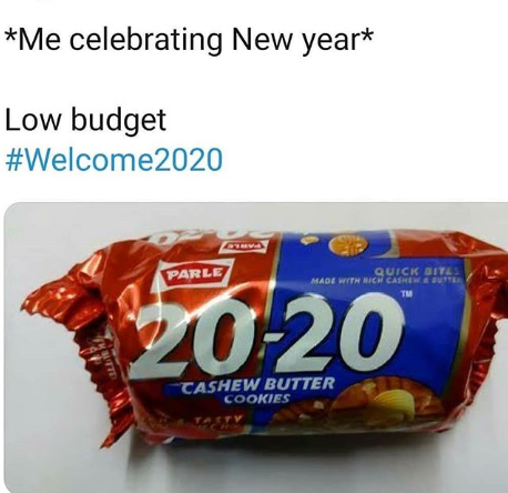 Low Budget Welcome 2020