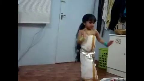 Funny Kids Dance steps